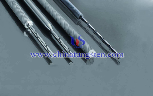 Tungsten Carbide Rod Picture